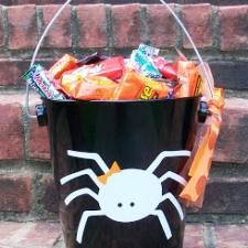 Trick or Treat! Halloween Buckets