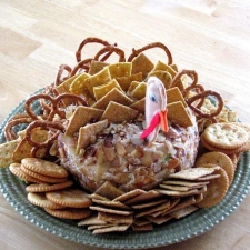Thanksgiving Appetizers and Sweets...