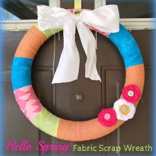Welcoming Spring Wreaths