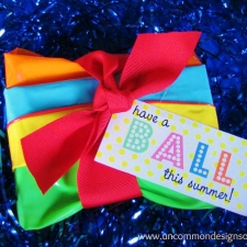 Have a Ball this Summer Party for Kids