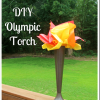 DIY Olympic Torch