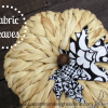 Fall Fabric Leaves { a Tutorial }