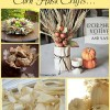 Corn Husk Crafts...Perfect for Fall Decor!