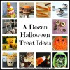 A Dozen Halloween Treat Ideas... featuring you!!