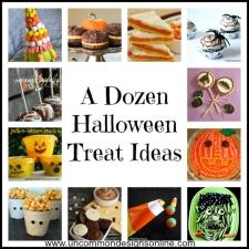 A Dozen Halloween Treat Ideas... featuring you!!