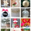 12 Days of Christmas Series ....  {Featured Crafts and Ornaments}