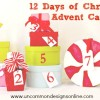12 Days of Christmas Count Down