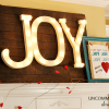 Hearts and Joy Valentine Display