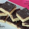 Shortbread Dulce De Leche Bars