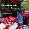Summer Entertaining... A Bandana Placesetting