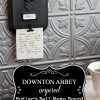 Downton Abbey Inspired Butler's Bell Memo Board