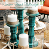 Beach Themed Summer Tablescape