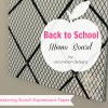 A Back to School Memo Board with Scotch Expressions Tape