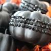 DIY Glam Glitter Pumpkins