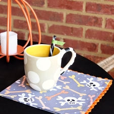 Coton Colors... A Sweet Halloween Occasion and Giveaway