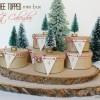Simple Tree Topped Mini Box Advent Calendar