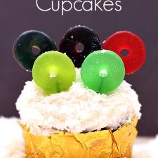 Winter Olympics Cupcakes