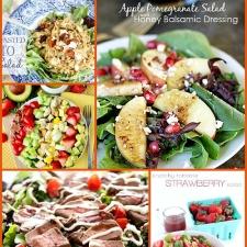 20+ Spring Salad Recipes