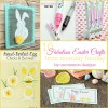 10 Fabulous Easter Crafts and Monday Funday {64}
