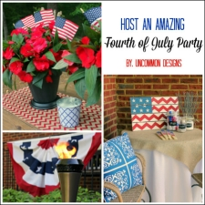 Host an Amazing Fourth of July Party