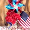 Festive and Fun 4th of July Centerpiece