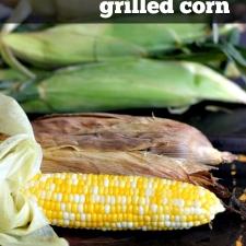 The Best Grilled Corn Recipe