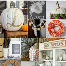 10 Simple Fall Decorating Ideas