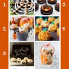 7 Fall Decor Ideas and 7 Halloween Treats
