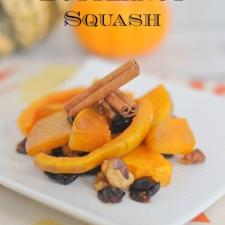 Maple Roasted Butternut Squash