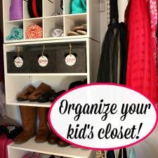 Operation Closet Organization