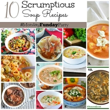 10 Soup Recipes | Monday Funday