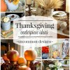 Thanksgiving Centerpiece Ideas