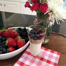 Yogurt Parfaits that Your Family Will Love