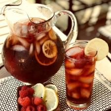 Sugar Free Raspberry Sweet Tea