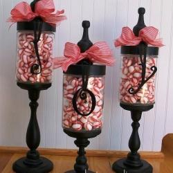 Oh Joy! Christmas Apothecary Jars