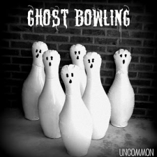 DIY Ghost Bowling Game... A Halloween Party Game