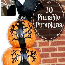 10 Pinnable Pumpkins... Featuring You!!