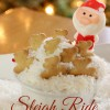 Sleigh Ride Christmas Cupcakes