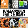 Halloween Crafts and Treats | Monday Funday