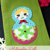 Adorable Christmas Kitchen Towel