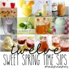 12 Spring Drink Recipes