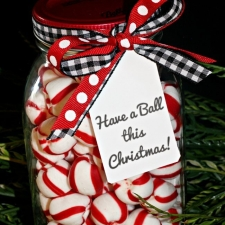 Have a Ball This Christmas Printable Gift Tags