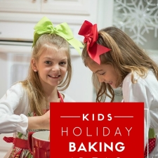 Easy Holiday Baking with Kids