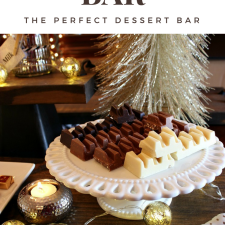 A Decadent Chocolate Bar