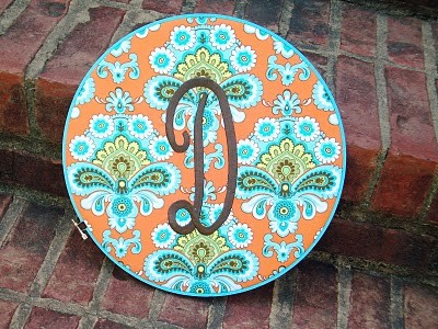 Embroidery Hoop Wall Art by Uncommon