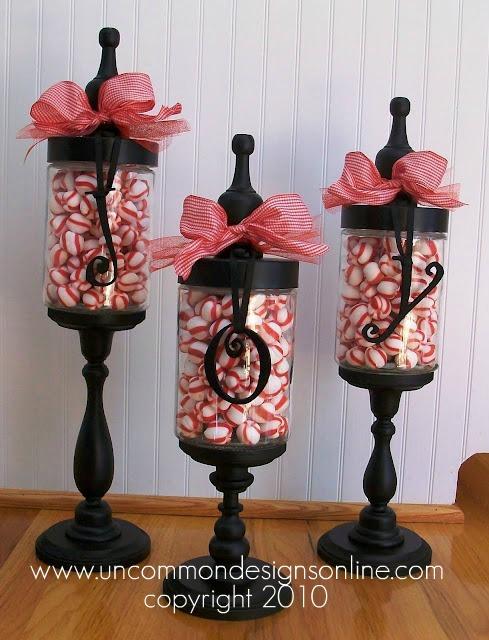 Uncommon Joy Apothecary Jars 2010