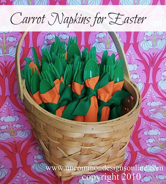 Carrot-Napkins-easter