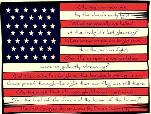 4th of July Free Printable. #freeprintable #4thofjuly