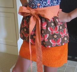Towel Apron 008