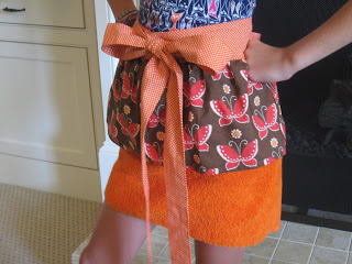 Towel Apron